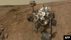 Fotka NASA-ine svemirske letjelice Curiosity