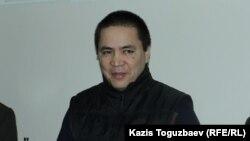 Kazakh civil activist Almat Zhumagulov