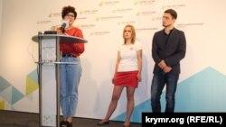 Члени правозахисних організацій – учасники прес-конференції