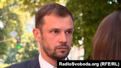 Сергій Бабак, слуга народу, народний депутат, голова комітету з питань освіти та науки
