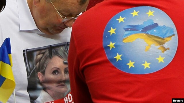 Brussels' demands for Yanukovych to free rival Yulia Tymoshenko has thrown a wrench into Ukraine's EU drive.