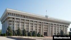 Здание Жогорку Кенеша. Иллюстративное фото.