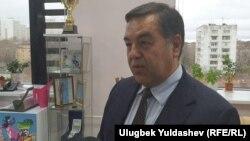 "Фирдавс Абдуҳолиқов - ""Ўзбеккино"" раҳбари"