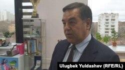 Uzbekkino direktori F. Abduholiqov