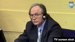 Vlastimir Đorđević pred Haškim tribunalom