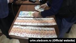 Обыск у задержанных сотрудников российской полиции в Ялте, 18 сентября 2019 года