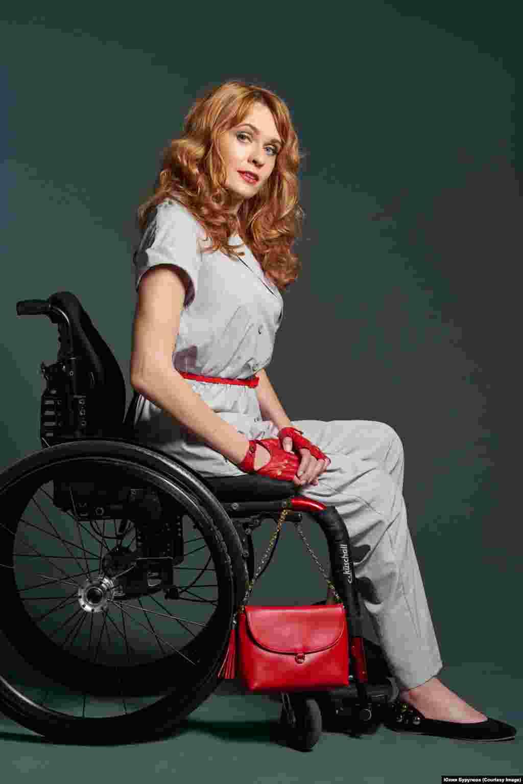 Председатель некоммерческого партнерства информационной поддержки и содействия интеграции инвалидов «Открытый мир» Оксана Заикина