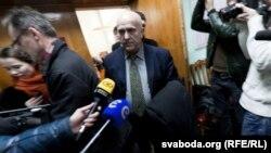 Адвакат Ігар Папкоўскі