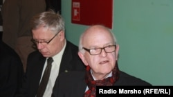 Дани --Лорд Джадд Нохчийн дуьненаюкъарчу конференцехь, КопенхIаген (Маршо Радио/Аюбов Аслан), 17Заз12