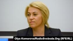 Міністр розвитку громад і територій України Альона Бабак