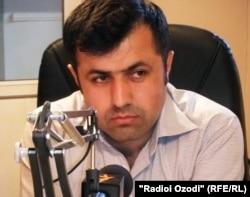 Саъдӣ Юсуфӣ, таҳлилгари тоҷик.