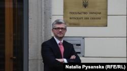 Надзвичайний і повноважний посол України у ФРН Андрій Мельник