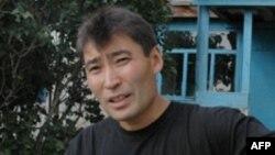 Галымжан Жакиянов.