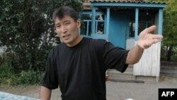 Ғалымжан Жақиянов. 19 қыркүйек 2004 жыл.