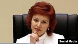 Елена Шабаршина