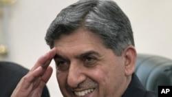 Pakistani Lieutenant-General Ahmad Shuja Pasha