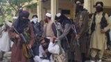 FILE: Pakistani Taliban militants in Buner, April 2009.