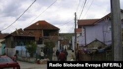 Ромска населба во Куманово