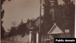 Феодосия. 1920-е годы