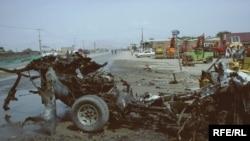 حمله به نیروهای ائتلاف در خارج شهر جلال آباد و در ولايت ننگرهار در شرق افغانستان اتفاق افتاد.