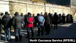 Чеченцы хотят сделать акцию бессрочной