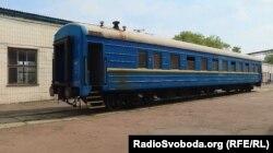 Результат співпраці Міноборони та «Укрзалізниці»: частина бійців тепер тимчасово пересувається у пасажирських вагонах