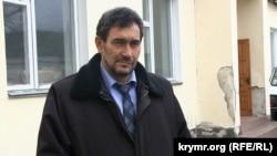 Qurultay Teftiş saylav komissiya başı, qırımtatar milliy areket faali Zair Smedlâyev