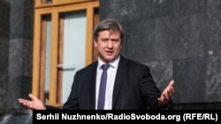 Секретар РНБО Олександр Данилюк