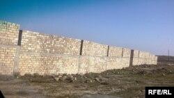 Mehdiabad qəsəbəsinin hasarı