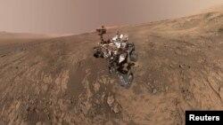 НАСАнын Марс планетасына жөнөткөн жабдуусу. 7-июнь, 2018-жыл.