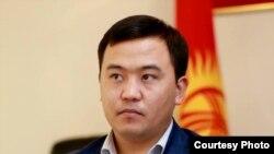 Калысбек Боронбаев.