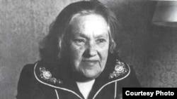 Софья Каллистратова
