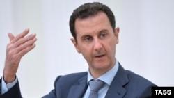 Siriýanyň prezidenti Başar al-Assad