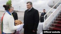 Робоча поїздка Віктора Януковича до Запорізької області, 14 листопала 2013 року