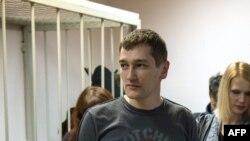 Олег Навальный в суде