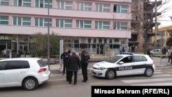 Policija, Mostar