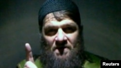 Doku Umarov, from the Kavkazcenter video