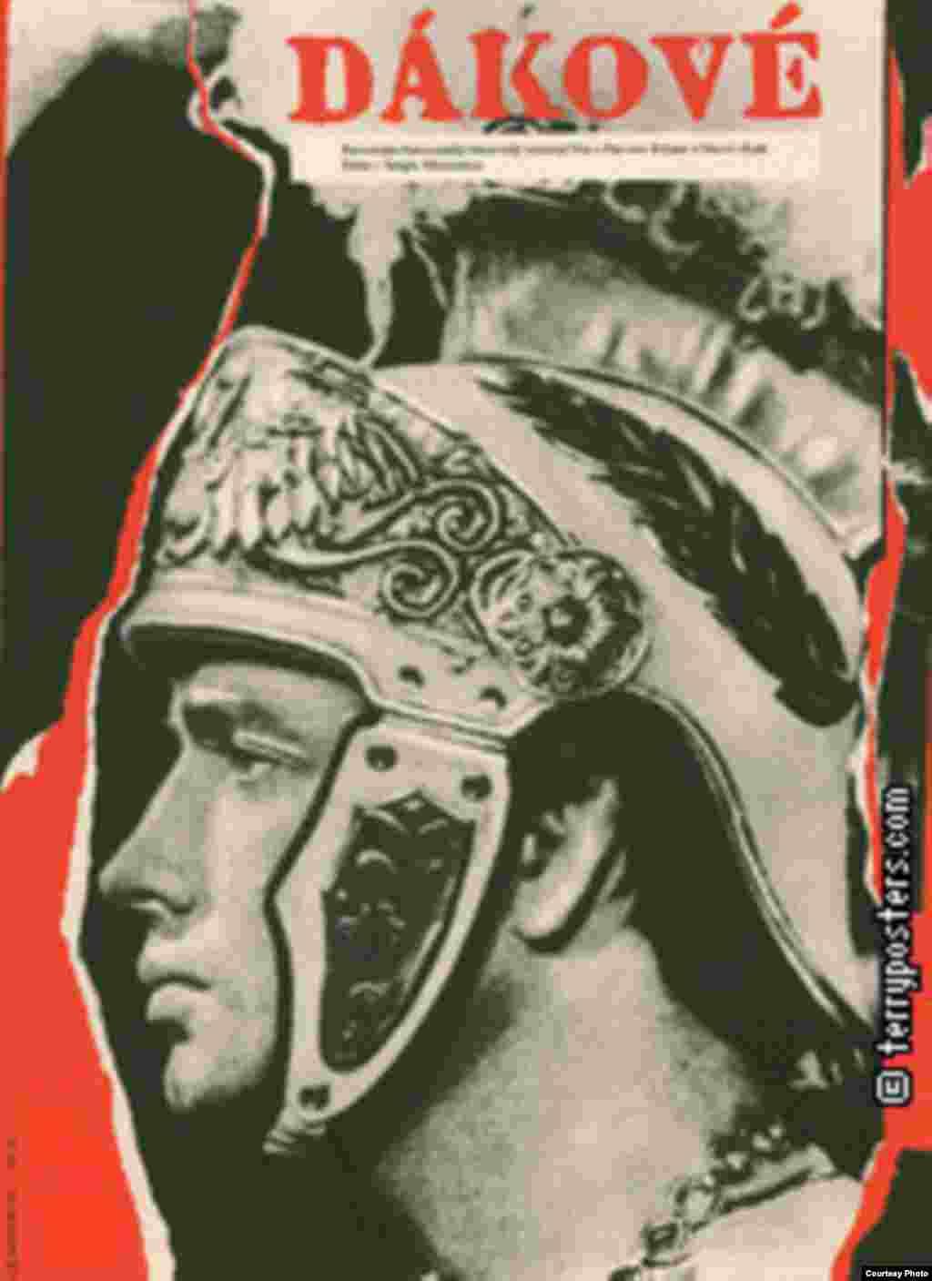 Dacii, România, 1967, Jiří Balcar, courtesy Terry Posters