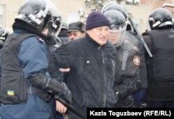 Алматыдагы кармоолор, 17-декабрь.