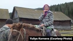 Зоя Топакова