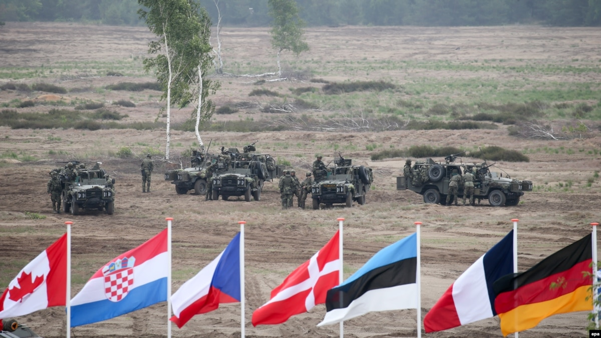 Poland, Baltic States Host Their Biggest-Ever NATO Military Drills