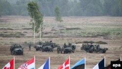 Учения НАТО в Польше (архивное фото)