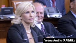 Beograd - Ministrja për Energjetikë e Serbisës, Zorana Mihajlloviq