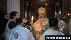 IPS Teodosie, arhiepiscopul Tomisului.