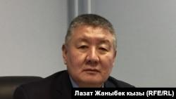 Төлөнбай Кожобаев.