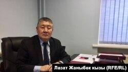 Толонбай Кожобаев.