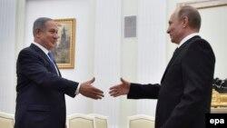پوتین و نتانیاهو در مسکو دیدار کردهاند