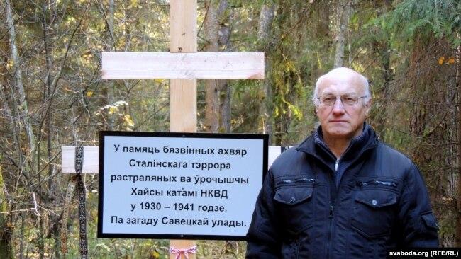 Ян Дзяржаўцаў (архіўнае фота)