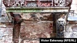 Balcon în stare lamentabilăt, Str. Traian Vuia, București