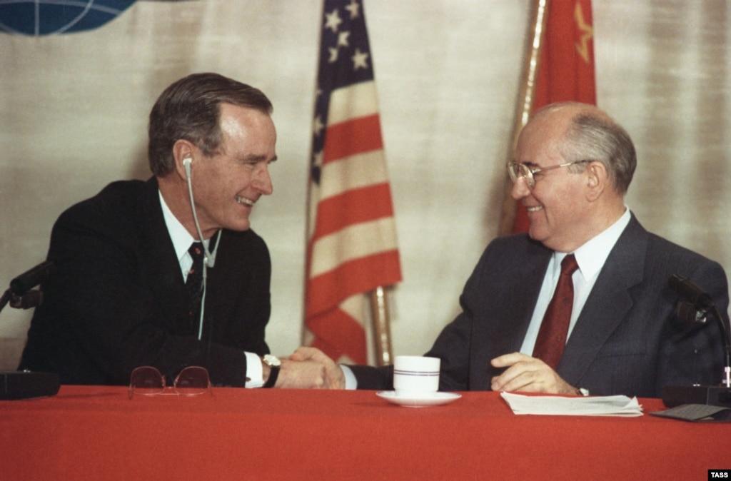 A history of the political program of mikhail gorbachev in the soviet uniton
